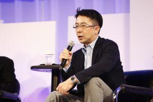 Nobuhiko Masaki of Rakuten Securities