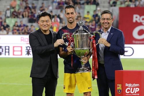 日本にもっとサッカーの夢と感動を!世界トップチームが来日した「Rakuten CUP」をレポート