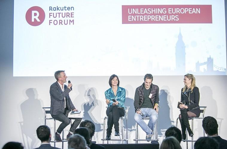 Rakuten Future Forum London Voices: Disruption
