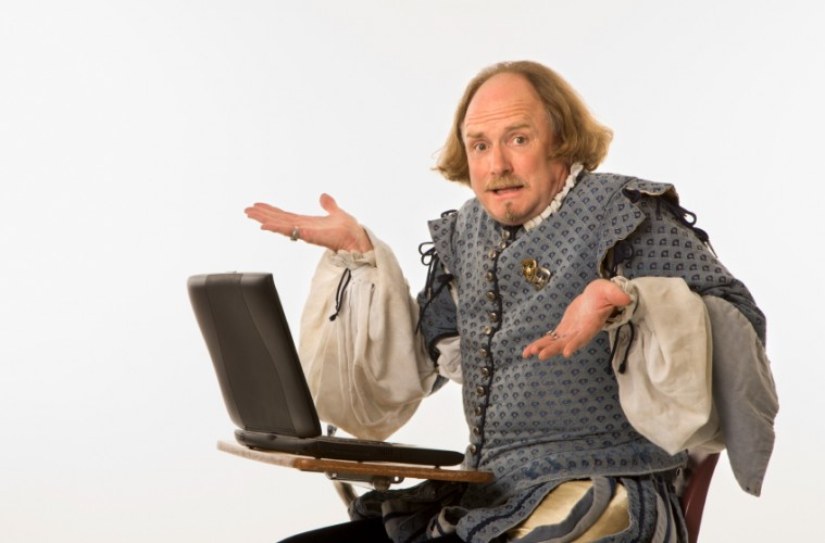 Is coding the new Shakespeare?