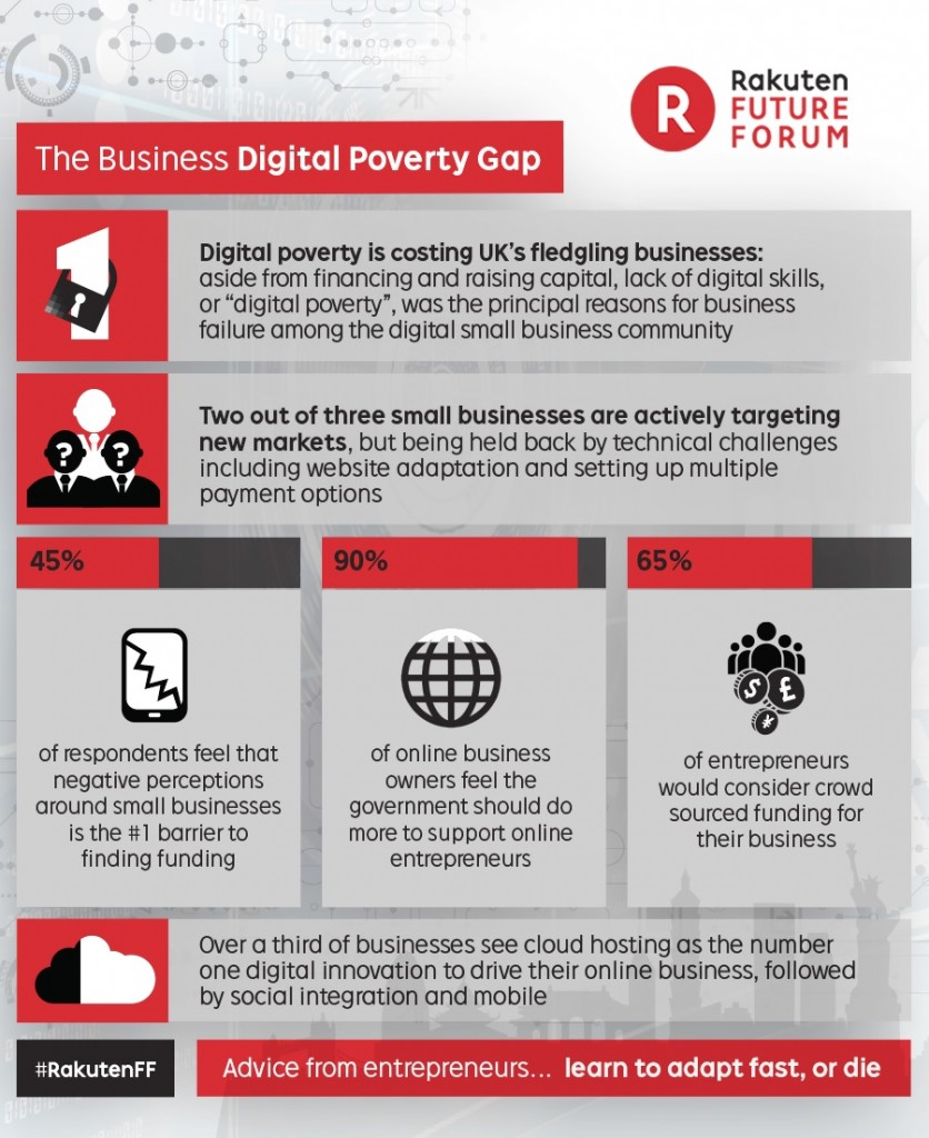 The Business Digital Poverty Gap