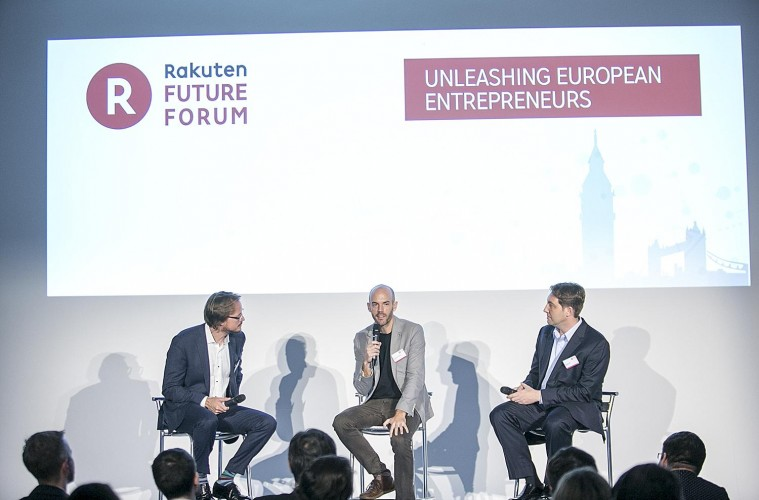 Spotlight on Rakuten Future Forum London