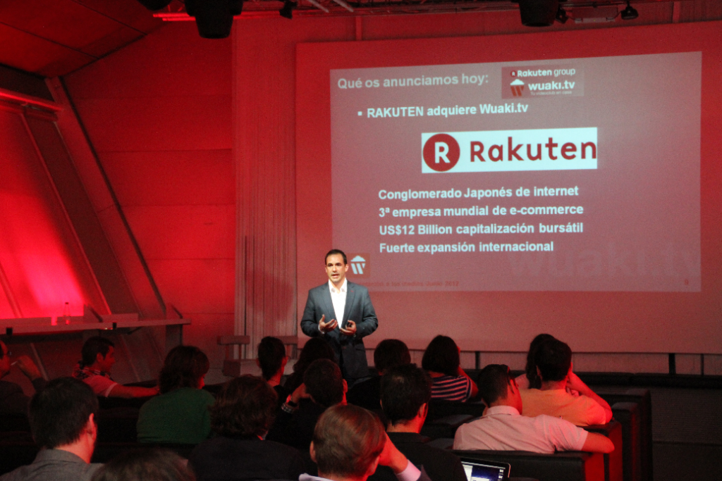 Announcing Rakuten's acquisition of Wuaki.tv
