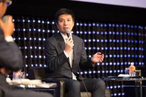 CyberAgent CEO Susumu Fujita at NEST 2016