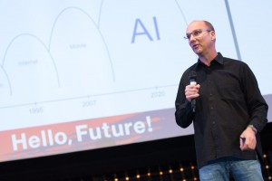 Andy Rubin discussing robots and AI at NEST 2016