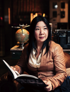 Grace Wang, CEO of lifestyle company VVG