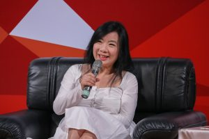 Grace Wang, CEO of prominent Taipei lifestyle brand VVG