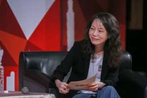 Grace Lo, General Manager of Taiwan Rakuten Ichiba