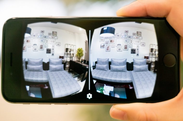 Will that new sofa fit? Try it out on your smartphone first