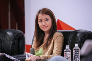 Joyce Yang, Marketing Manager of Shopee