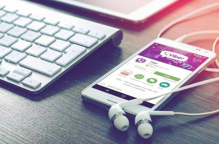 Viber ranks in top 10 Android apps of all time