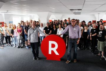 Rakuten Germany fifth anniversary
