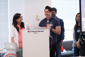 Rakathon Builds Synergy at Rakuten Crimson House West