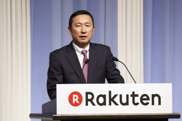 Masayuki Hosaka discusses Rakuten Card at Rakuten Financial Conference 2015