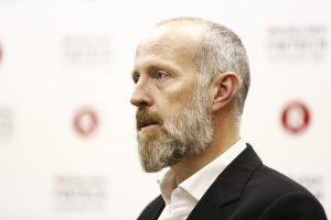 Stephen McNamara, Chief Technology Officer of the Rakuten Blockchain Lab in Belfast