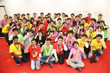 Participants at last year's Rakuten Technology Conference