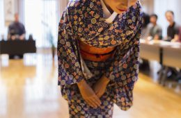 Omotenashi in Japan