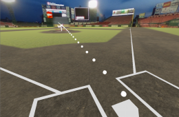 Virtual Reality Baseball Batting Coaching System