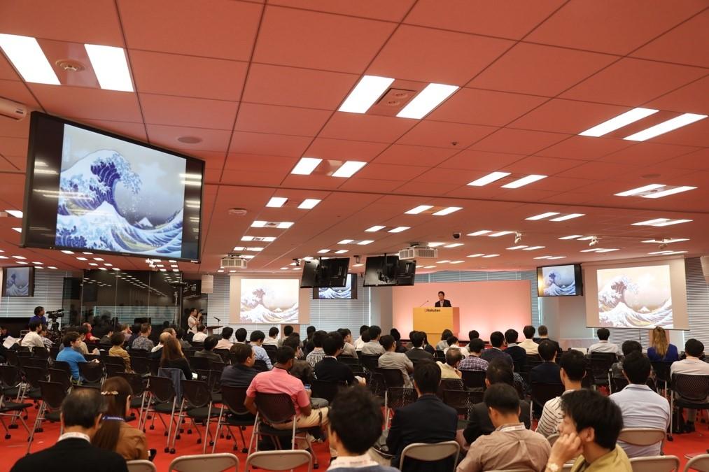 「楽天テクノロジーカンファレンス2016」での講演