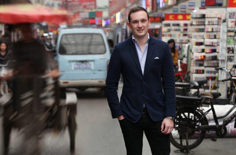 Roman Kirsch in Guangzhou