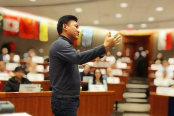 Rakuten believes in the importance of continuous learning