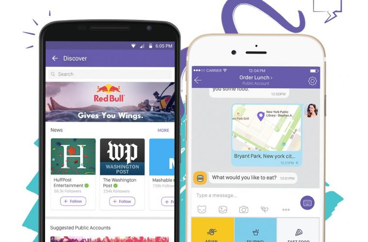 Viber introduces Public Accounts: A new way to reach brands