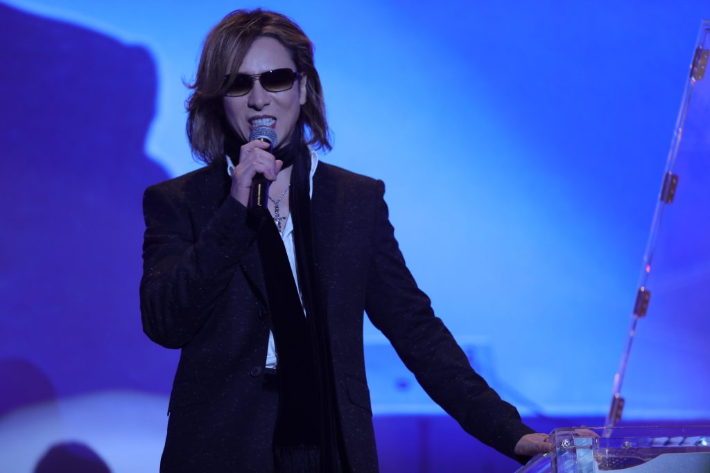 """My dream was to play in Madison Square Garden. I knew it'd take time, but I never stopped dreaming,"" Yoshiki said."