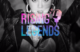 "Soompi's ""Rising Legends"" audition event attracted over 1 million votes worldwide."