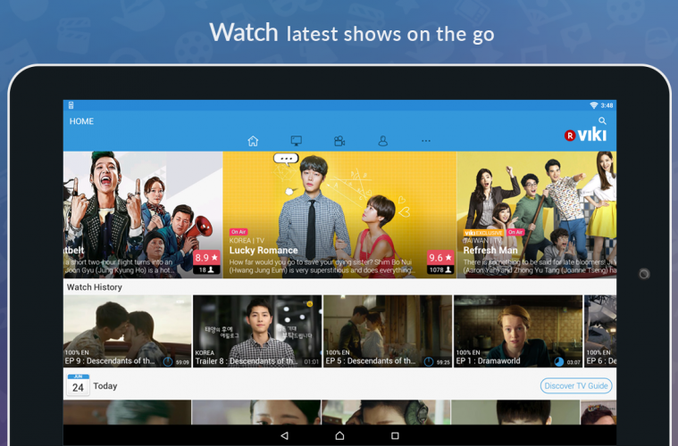 Viki and Viber help TV viewers share their passion