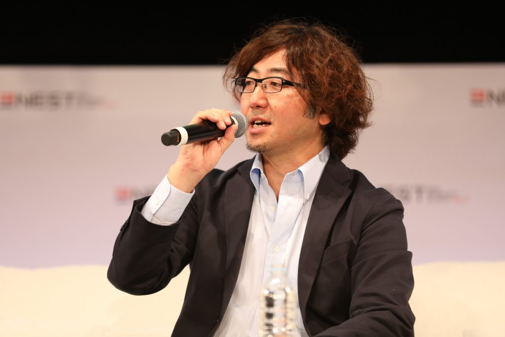 "Akira Morikawa of C Channel Corporation explained that efforts are being made to determine ""how to convert users from simply internet ad consumers to e-commerce buyers."""