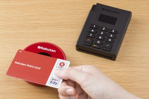 Rakuten Pay's new devices will also accept Japan's 14 major e-money brands.