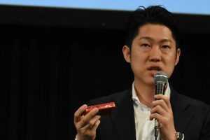 "Rakuten Pay is making modern payment methods possible for Japan's ""mom and pop"" stores, says Shigenobu Kobayashi of Rakuten's Card and Payments Company."