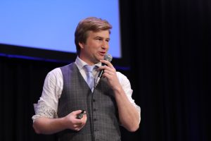 "Kristo Kaarmann of TransferWise commented that despite Brexit, ""The internet is driving businesses to be more global."""