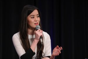 "Ernestine Fu of Alsop Louie Partners suggested that ""people with different backgrounds"" can help startups thrive."