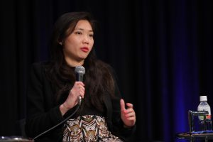 """If a white male says 'Oh you're so young and cute, you shouldn't be so aggressive,' I tell him, 'You're cute too. I'm just going to ignore you now,'"" Rachel Lau of RHL Ventures said."
