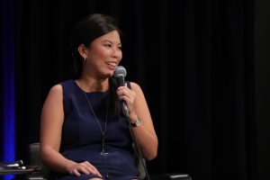 """If there are female role models out there, they should be proud to stand out,"" said Grace Sai of Impact Hub Singapore."