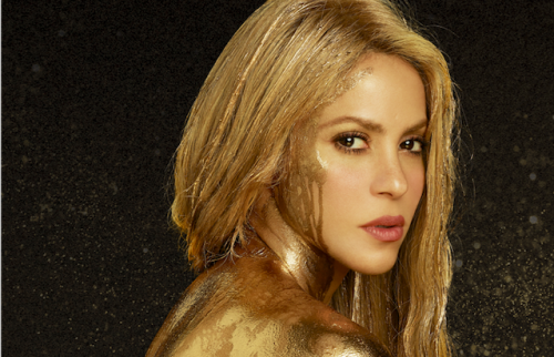Rakuten presents global pop star Shakira's next world tour