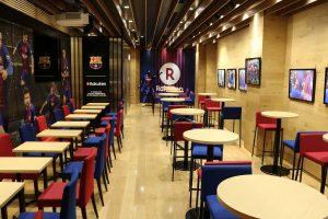 FCB Shibuya cafe