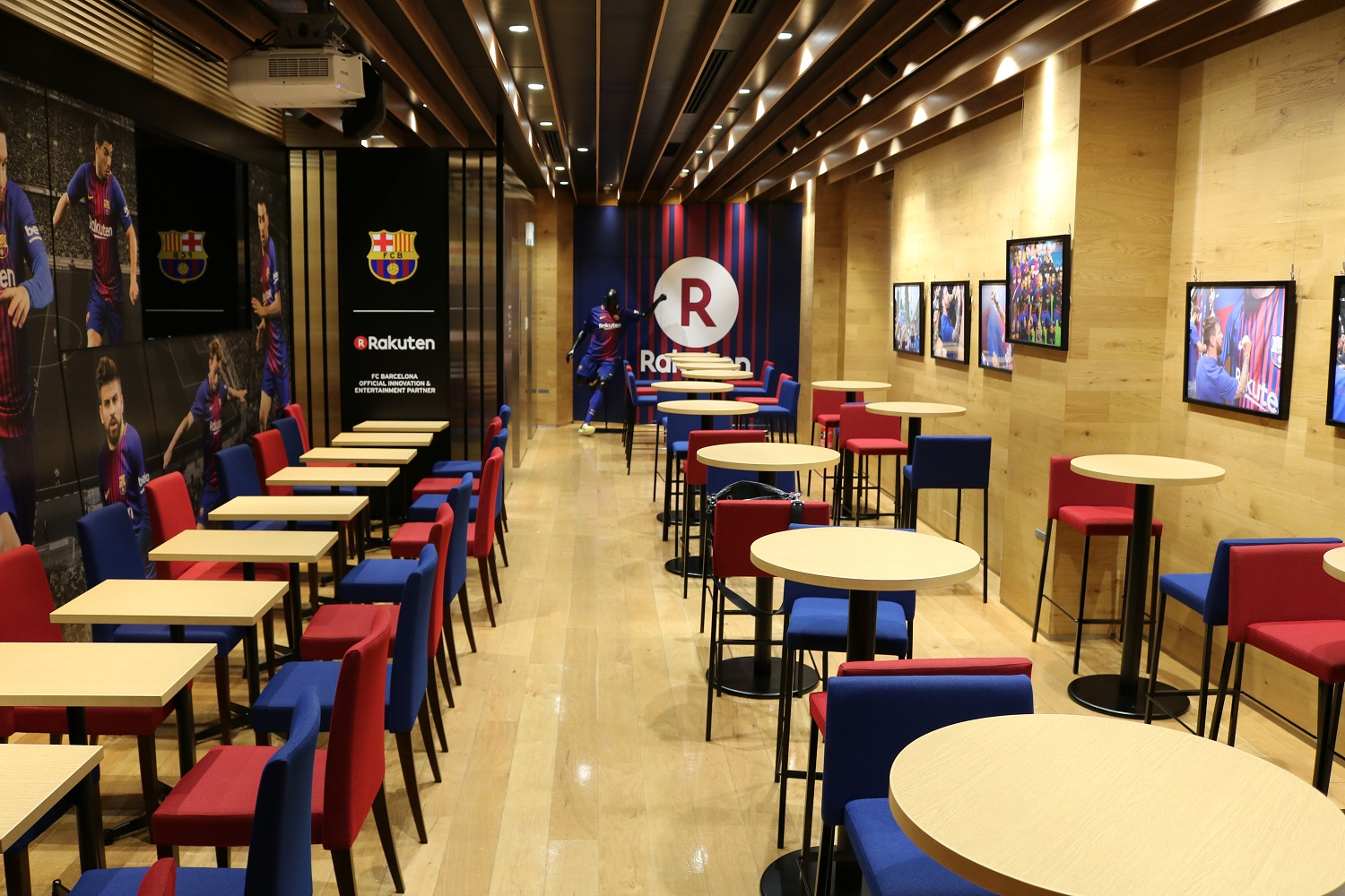 Rakuten Today: FCB Shibuya cafe