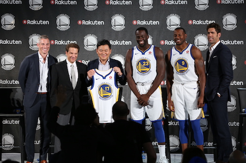 Why we are partnering with the Golden State Warriors