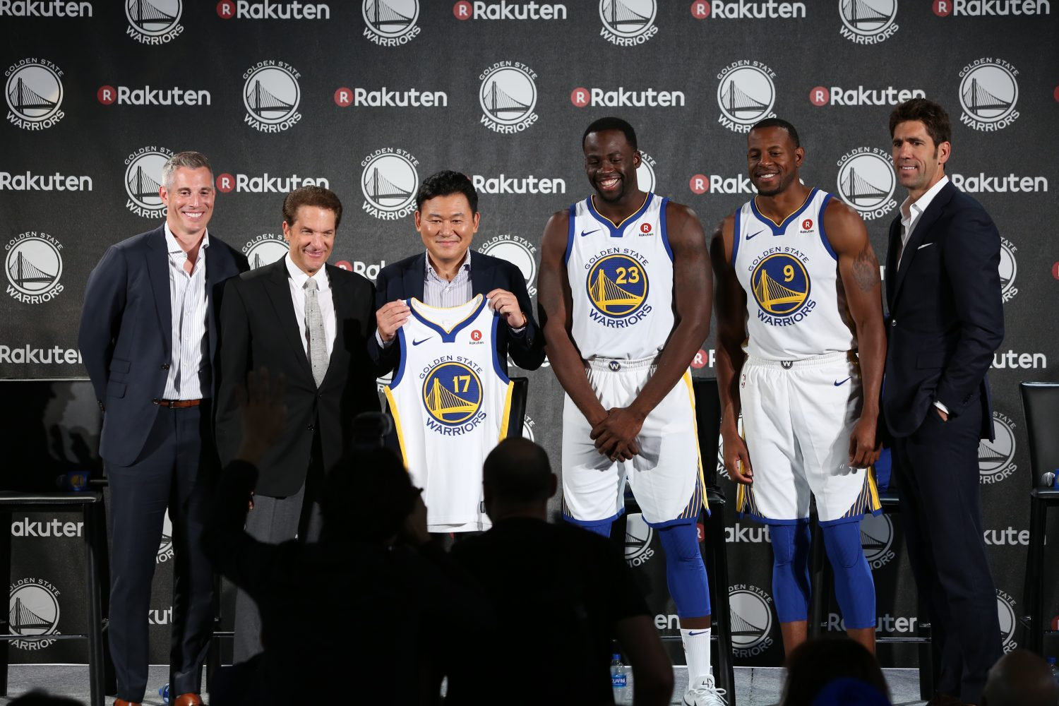 Golden State Warriors celebrate Chinese community with new uniforms 4b555f095