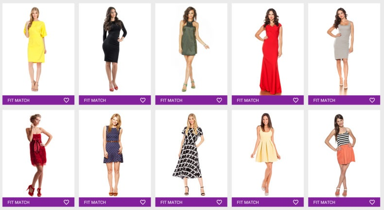 Rakuten Fits Me launches retail industry's first sizing search tool