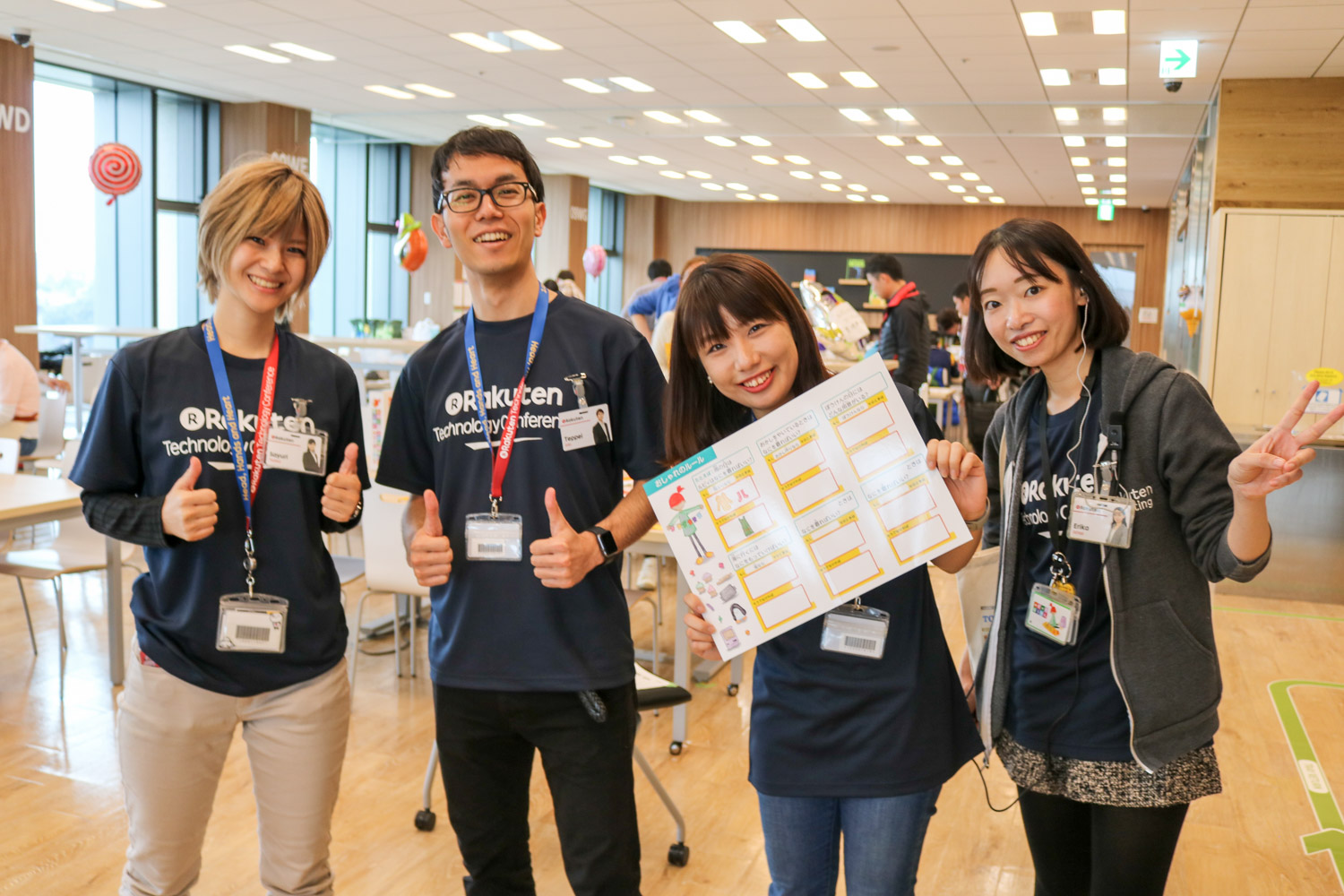 Head, hands and heart: Highlights from Rakuten Tech Conference 2017