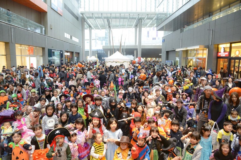 家族で楽しむハロウィンイベント「二子玉川HALLOWEEN PARTY 2017」を開催