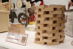 Rakuten crowns Japan's best toys of 2017: Wooden Building Blocks