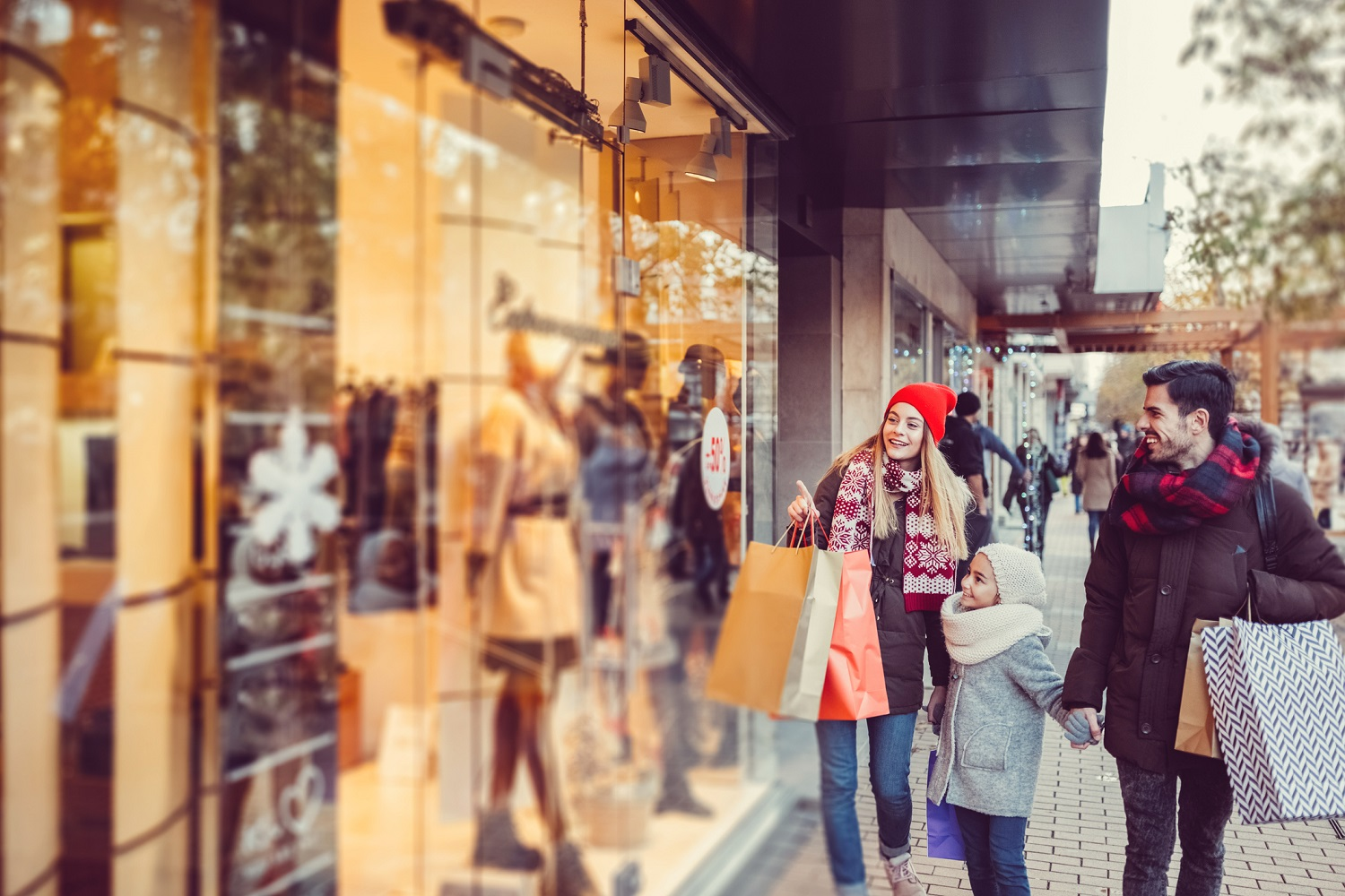 Why brick-and-mortar stores are here to stay