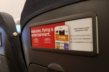 For the launch of its brand new onboard entertainment platform Air Time, the largest UK airline easyJet has recently teamed up with Rakuten to provide a unique and engaging passenger experience above the clouds.