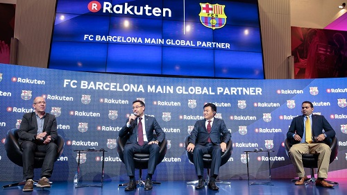 How Rakuten is leveraging sports partnerships to transition to a 'superbrand': Marketing Q&A with Rahul Kadavakolu