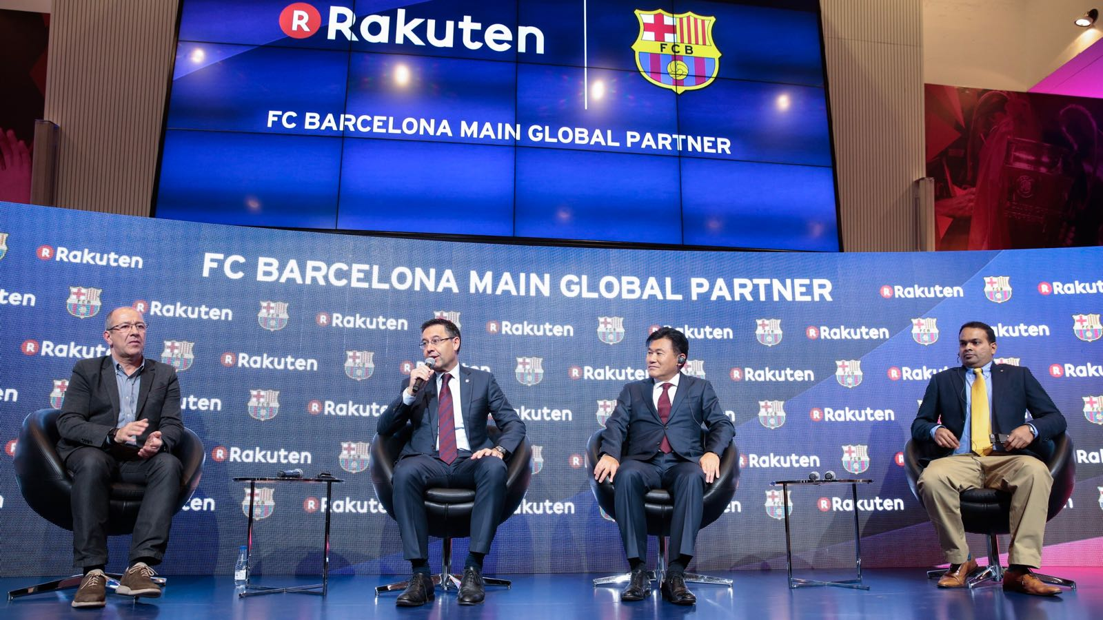 How Rakuten is leveraging sports partnerships to transition to a 'superbrand': Marketing Q&A with Rahul Kadavakolu