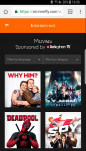Rakuten will provide curated content through its businesses Rakuten TV, Rakuten Kobo and Rakuten Viber to over half a million easyJet customers.
